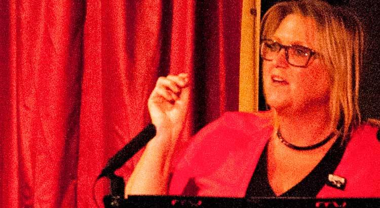 Karen Constantine keeps promises