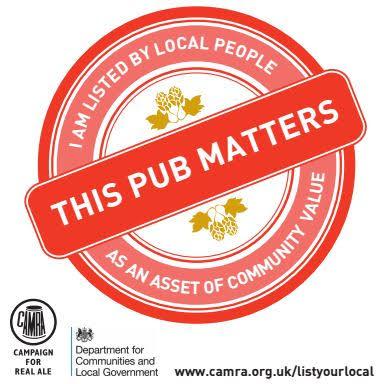 This Pub Matters Logo
