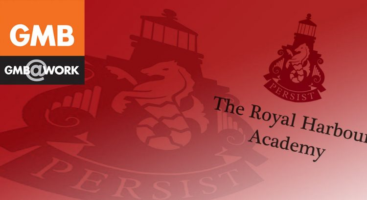 Ramsgate Royal Harbour Academy story graphic