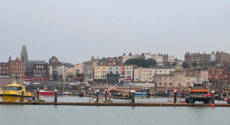 Ramsgate Harbour Scene