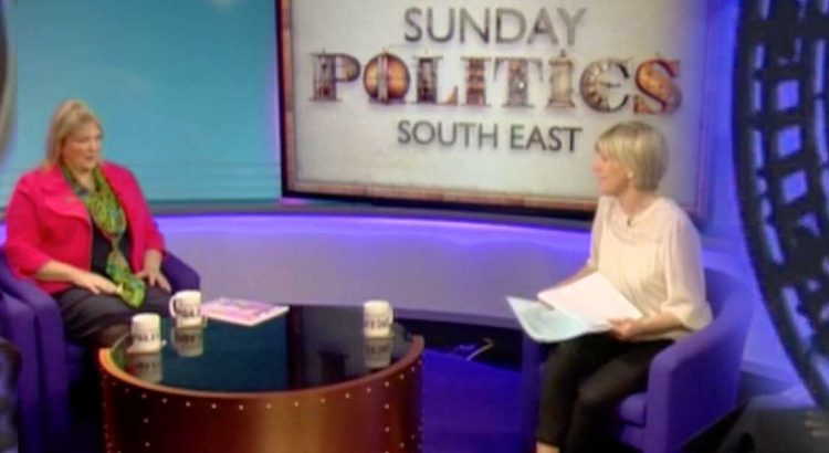 Karen Constantine on BBC Sunday Politics