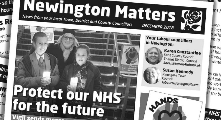 Newington Matters story head image