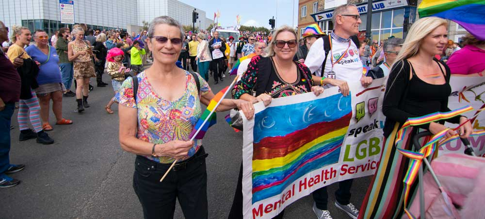 Margate Pride. Photo: Lillian Constantine