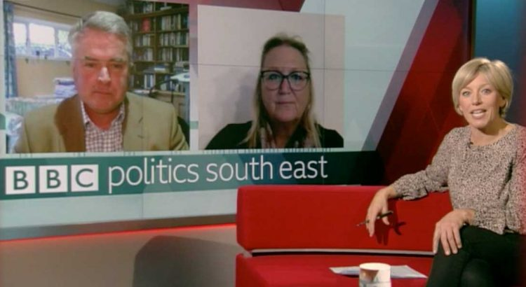 Story header image for Karen Constantine appearing on Politics South East