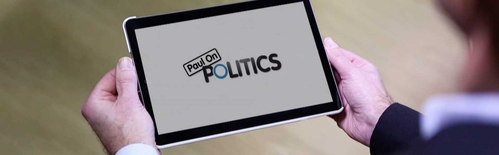 Paul on Politics story header image