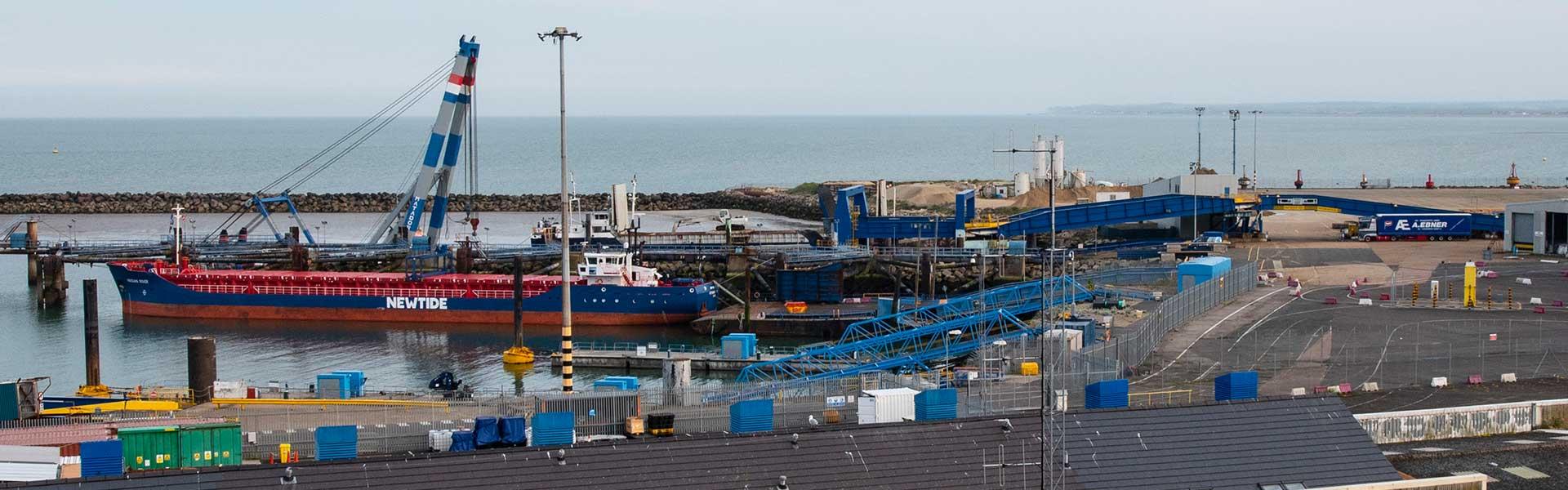 Ramsgate Port story header image