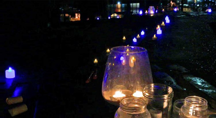 Walk-by vigil for Sarah Everard